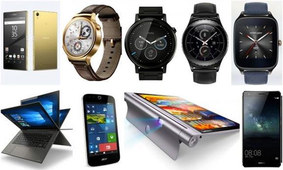 IFA 2015, los mejores gadgets