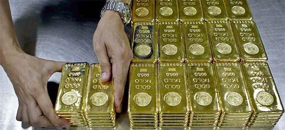 Colapso del Oro afectaría la economía mundial