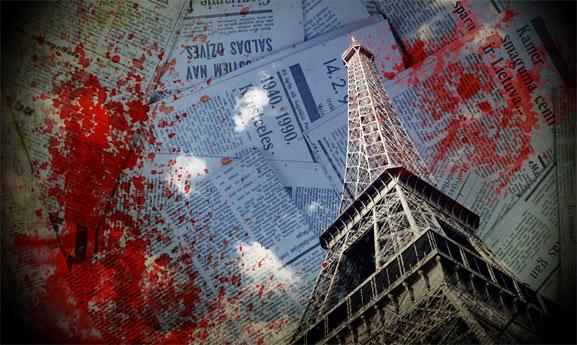 Paris, atentado terrorista de EI este 13 de Noviembre de 2015