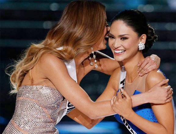 Miss Universo 2015 con errores