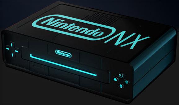 Nintendo NX, consola prototipo