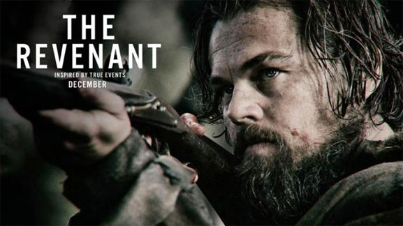 The Revenant película de Alejandro