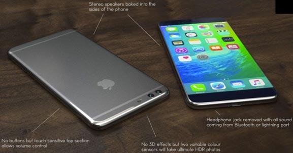 iPhone 7 de Apple, una vez más