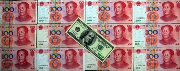 Banco BRICS comienza a trabajar con Yuanes