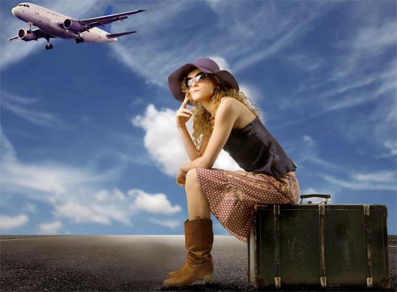 viajera incansable por el mundo