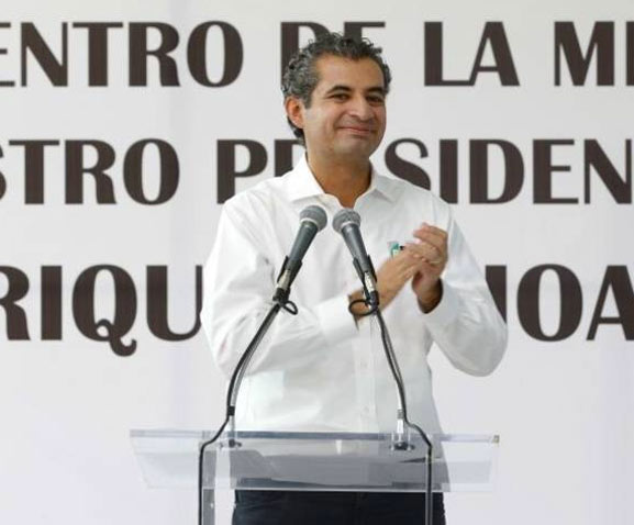 Enrique Ochoa Reza Miente al declarar que los priistas son buenos