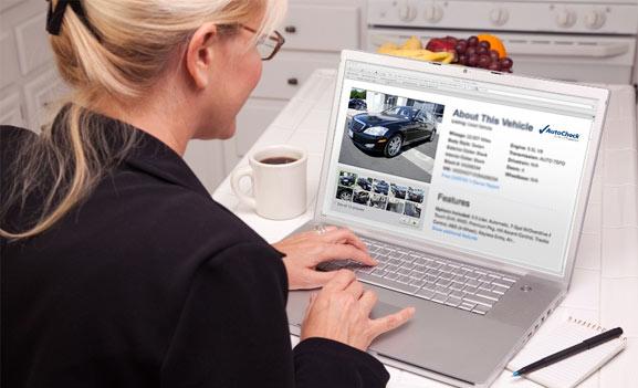 Comprando autos por Internet para comprar más barato