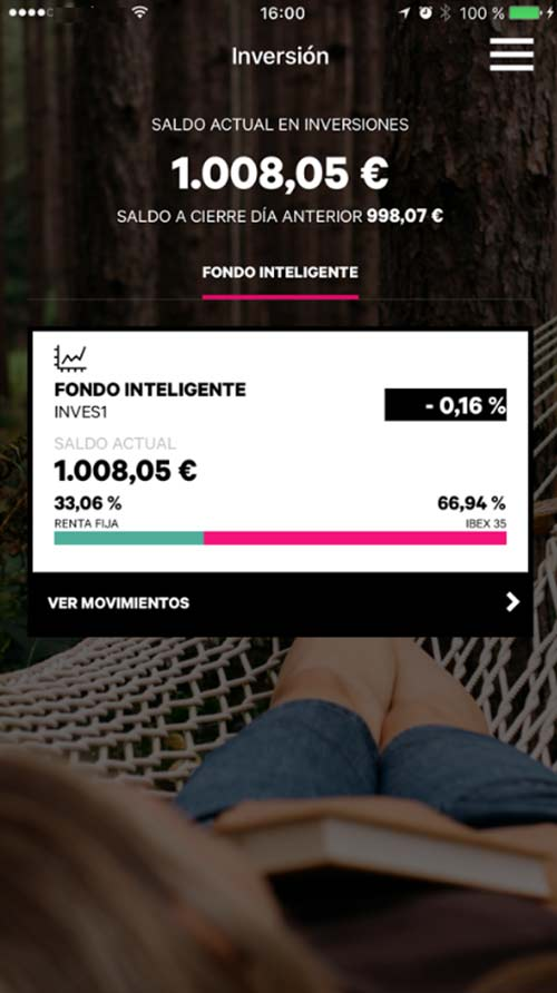 Fondos de Inversion Online