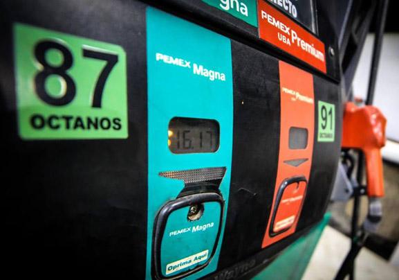 Gasolina en Mexicali aumenta a 16.17 pesos