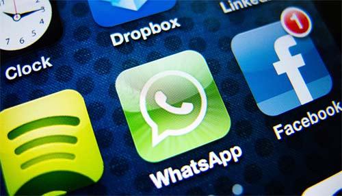 Riesgos de usar WhatsApp