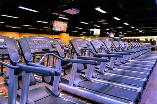 Equipo para hacer ejercicio