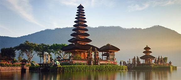 Bali, isla paraíso para vacacionar