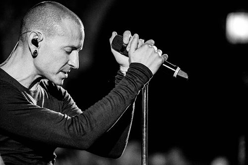 Chester de Linkin Park