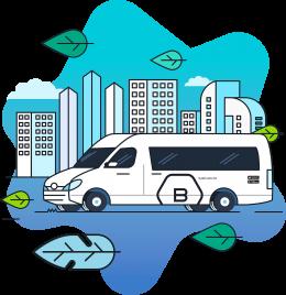 BUSSI, aplicación para traslado